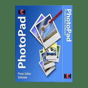 NCH PhotoPad Image Editor Pro 7.44 Crack + Serial Key Latest 2021